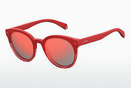 Ophthalmic Glasses Polaroid PLD 6043/S C9A/OZ - Red