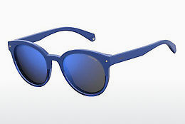 Ophthalmic Glasses Polaroid PLD 6043/S PJP/5X - Blue