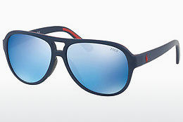 Ophthalmic Glasses Polo PH4123 561855 - Blue, Red