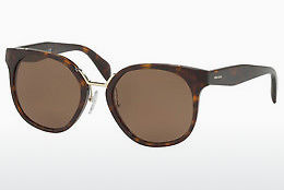 Ophthalmic Glasses Prada PR 17TS 2AU8C1 - Brown, Havanna