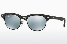 Ophthalmic Glasses Ray-Ban Junior Junior Clubmaster (RJ9050S 100S30) - Black