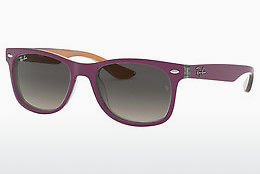 Ophthalmic Glasses Ray-Ban Junior Junior New Wayfarer (RJ9052S 703311) - Purple, Orange