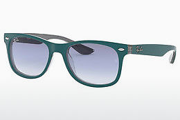 Ophthalmic Glasses Ray-Ban Junior Junior New Wayfarer (RJ9052S 703419) - Grey, Blue, Green