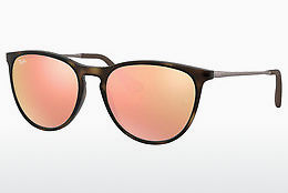 Ophthalmic Glasses Ray-Ban Junior RJ9060S 70062Y - Brown, Havanna