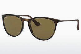 Ophthalmic Glasses Ray-Ban Junior RJ9060S 700673 - Brown, Havanna