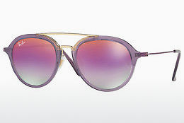 Ophthalmic Glasses Ray-Ban Junior RJ9065S 7036A9 - Transparent, Purple