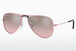 Ophthalmic Glasses Ray-Ban Junior Junior Aviator (RJ9506S 211/7E) - Pink