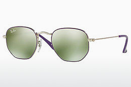Ophthalmic Glasses Ray-Ban Junior JUNIOR HEXAGONAL (RJ9541SN 262/30) - Silver, Purple