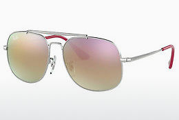 Ophthalmic Glasses Ray-Ban Junior RJ9561S 266/B9 - Silver