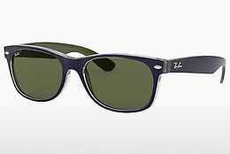 Ophthalmic Glasses Ray-Ban NEW WAYFARER (RB2132 6188) - Blue