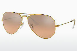 Ophthalmic Glasses Ray-Ban AVIATOR LARGE METAL (RB3025 001/3E)