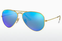 Ophthalmic Glasses Ray-Ban AVIATOR LARGE METAL (RB3025 112/4L)