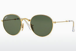 Ophthalmic Glasses Ray-Ban Round Folding Ii (RB3532 001) - Gold