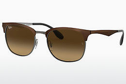Ophthalmic Glasses Ray-Ban RB3538 188/13 - Brown, Grey