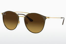 Ophthalmic Glasses Ray-Ban RB3546 900985 - Gold, Brown