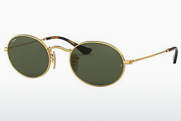 Ophthalmic Glasses Ray-Ban Oval (RB3547N 001) - Gold