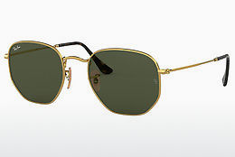 Ophthalmic Glasses Ray-Ban Hexagonal (RB3548N 001) - Gold