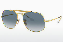 Ophthalmic Glasses Ray-Ban The General (RB3561 001/3F) - Gold