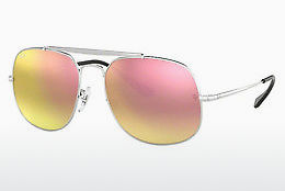 Ophthalmic Glasses Ray-Ban The General (RB3561 003/7O) - Silver