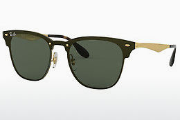 Ophthalmic Glasses Ray-Ban Blaze Clubmaster (RB3576N 043/71) - Gold