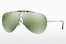Ophthalmic Glasses Ray-Ban Blaze Shooter (RB3581N 003/30) - Silver