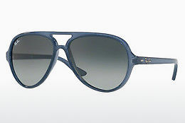 Ophthalmic Glasses Ray-Ban CATS 5000 (RB4125 630371) - Transparent, Blue