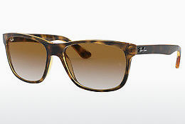 Ophthalmic Glasses Ray-Ban RB4181 710/51 - Brown, Havanna
