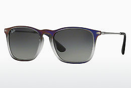 Ophthalmic Glasses Ray-Ban CHRIS (RB4187 622311) - Purple, Black