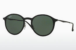 Ophthalmic Glasses Ray-Ban Round Light Ray (RB4224 601S71) - Black