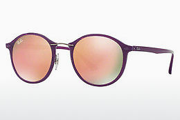 Ophthalmic Glasses Ray-Ban Round Ii Light Ray (RB4242 60342Y) - Purple