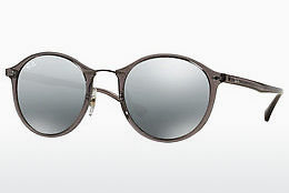Ophthalmic Glasses Ray-Ban Round Ii Light Ray (RB4242 620088) - Grey