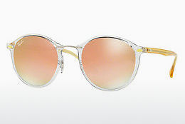 Ophthalmic Glasses Ray-Ban Round Ii Light Ray (RB4242 6288B9) - Transparent