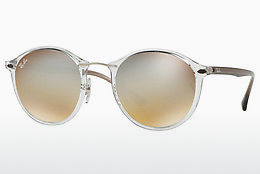 Ophthalmic Glasses Ray-Ban Round Ii Light Ray (RB4242 6290B8) - Transparent