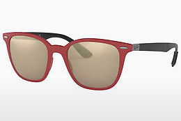 Ophthalmic Glasses Ray-Ban RB4297 63455A - Red