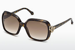 Ophthalmic Glasses Roberto Cavalli RC1016 52F - Brown, Dark, Havana