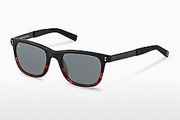 Ophthalmic Glasses Rocco by Rodenstock RR322 D - Black, Orange