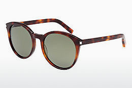 Ophthalmic Glasses Saint Laurent CLASSIC 6 003 - Brown, Havanna