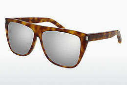 Ophthalmic Glasses Saint Laurent SL 1 009 - Brown, Havanna