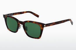 Ophthalmic Glasses Saint Laurent SL 138 SLIM 002 - Brown, Havanna