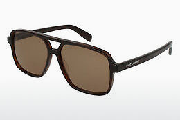 Ophthalmic Glasses Saint Laurent SL 176 002 - Brown, Havanna