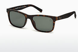 Ophthalmic Glasses Timberland TB9141 52R - Brown, Dark, Havana