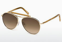 Ophthalmic Glasses Tod's TO0203 28F - Gold