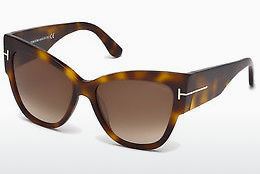 Ophthalmic Glasses Tom Ford Anoushka (FT0371 53F) - Havanna, Yellow, Blond, Brown