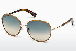 Ophthalmic Glasses Tom Ford Georgia (FT0498 60W) - Horn, Horn