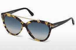 Ophthalmic Glasses Tom Ford Livia (FT0518 56W) - Havanna