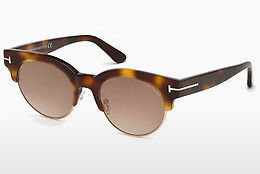 Ophthalmic Glasses Tom Ford FT0598 53G - Havanna, Yellow, Blond, Brown