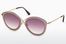 Ophthalmic Glasses Tom Ford FT0604 77T - Pink, Fuchsia