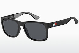 Ophthalmic Glasses Tommy Hilfiger TH 1556/S 08A/IR - Black, Grey