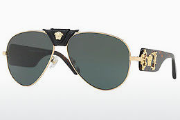Ophthalmic Glasses Versace VE2150Q 100271 - Gold