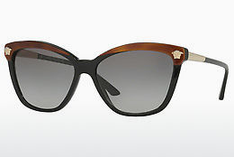 Ophthalmic Glasses Versace VE4313 518011 - Black, Brown, Havanna